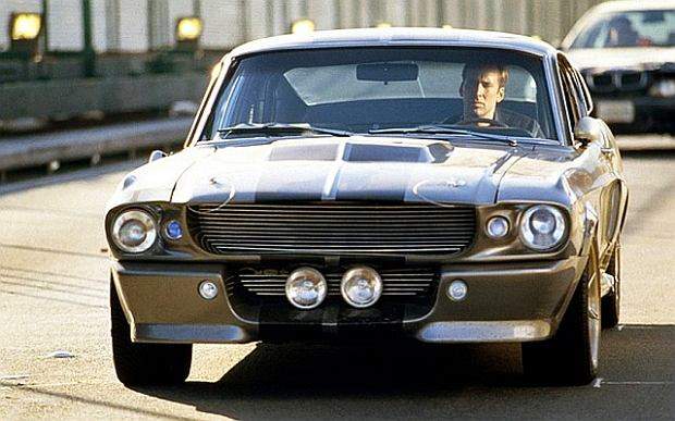 TOP 10 | Samochodowe gwiazdy ma�ego i du�ego ekranu