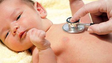 Ponad 95% dzieci poniżej 5 roku życia miało infekcję rotawirusową