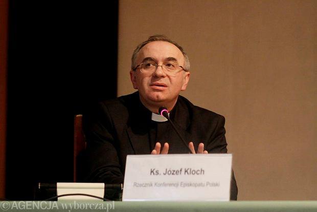 Ks. J�zef Kloch