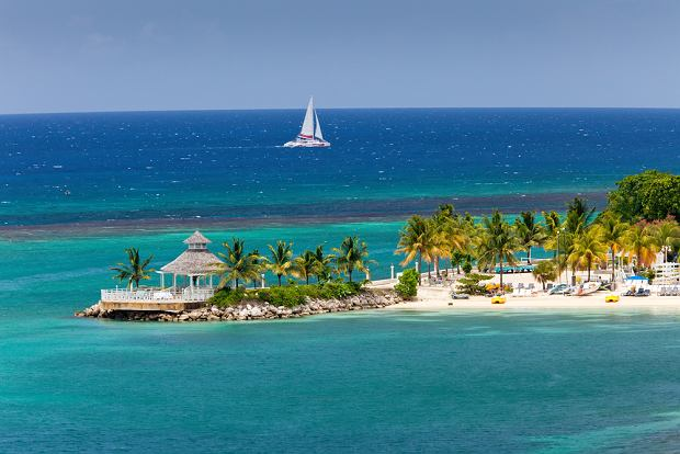 Jamajka dojazd