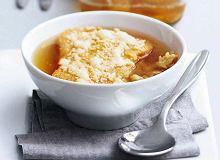 Zupa cebulowa - ugotuj