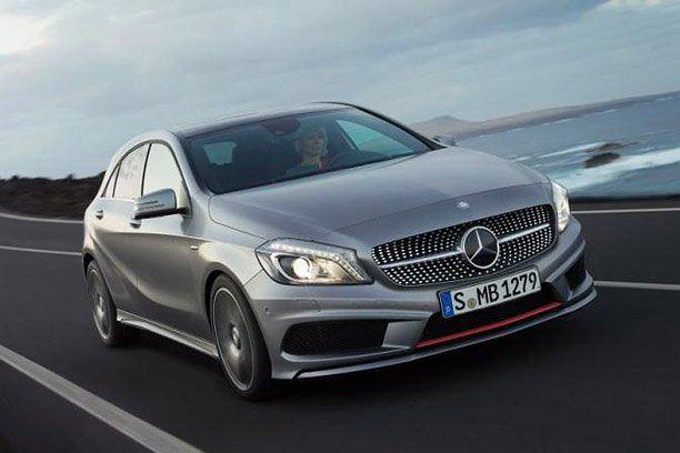 Mercedes wzywa do serwis�w