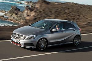 Mercedes A-klasa | Nowa galeria