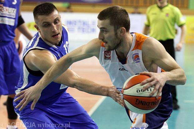 Koszykarz Rosy - najlepszym polskim debiutantem