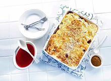 Omlet biszkoptowy z twarożkiem - ugotuj