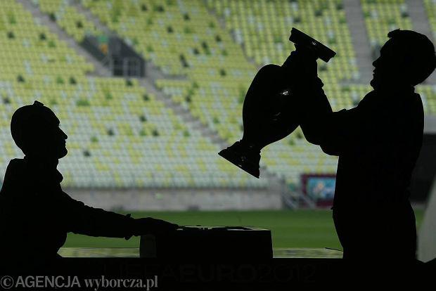 Zdjęcie numer 0 w galerii - Szaleństwo w Gdańsku. Puchar Euro 2012 rządzi na ulicach miasta [ZDJĘCIA]