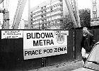 Budowa stacji metra Politechnika przecięła ul. Waryńskiego na siedem lat