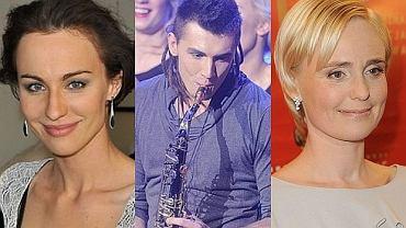 Maja Hirsch, Kamil Bednarek, Kinga Preis.