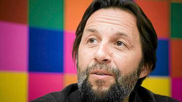 Krzysztof Czyżewski był szefem ośrodka Pogranicze a teraz został dyrektorem artystycznym ESK