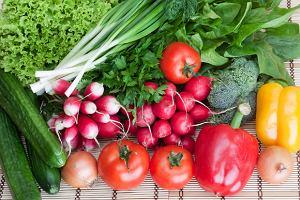 Najpopularniejsze nowalijki: rzodkiewka, sa�ata, zielony og�rek, szpinak, kalarepa