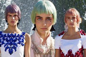 Makijaże i fryzury u Lagerfelda - Chanel Cruise Collection 2013