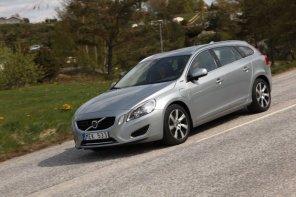 Volvo V60 Plug-in Hybrid - Test | Za kierownicą
