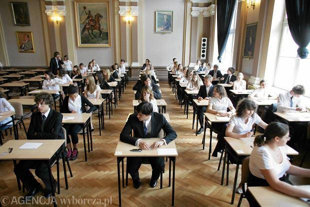 Uczniowie z Kwidzyna musz� powt�rzy� matur�