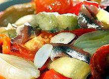 Escalivada z Katalonii (sałatka z pieczonych warzyw) - ugotuj