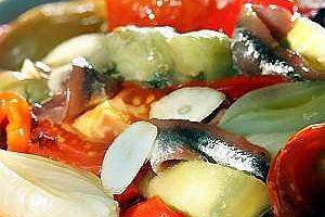 Escalivada z Katalonii (sa�atka z pieczonych warzyw)
