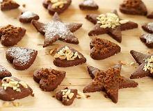 Basler brunsli (ciasteczka kakaowo-korzenne) - ugotuj