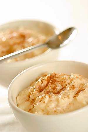 Ryż mleczny z cynamonem