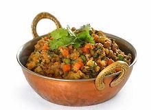 Potrawka z soczewicy po indyjsku - ugotuj