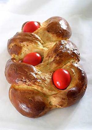 Tsoureki Ciasto Wielkanocne Greckie Prosty Przepis I Skladniki