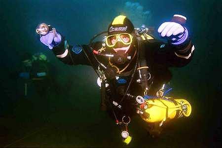 Co wolno pod wodą - nurkowanie po polsku