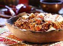 Soczewica w sosie czosnkowym po etiopsku - ugotuj