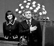 Grudzień 1995, zaprzysiężenie nowego prezydenta