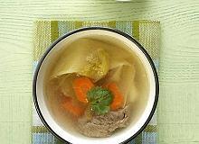 Rosół ze śląskiego domu - ugotuj