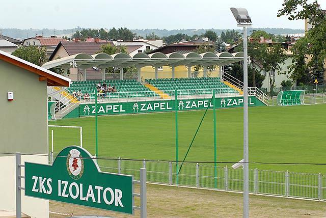 Stadion Izolatora Boguchwała