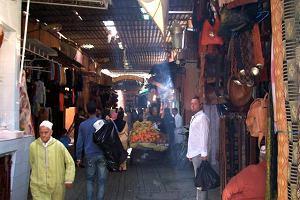 Migawki z Maroka. Od Al-D�adidy do wr�t Sahary