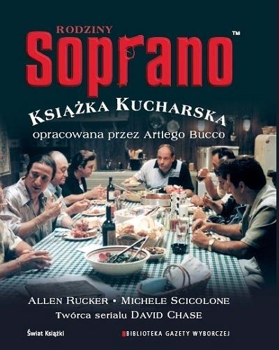 Ksiazka Kucharska Rodziny Soprano