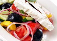 Sałatka grecka (Grecja) - ugotuj