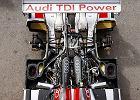 Audi R10 TDI zasilane biopaliwem