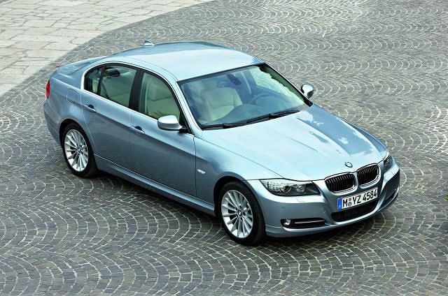 BMW serii 3 - face-lifting