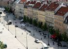 W niedzielę otwarcie Krakowskiego Przedmieścia