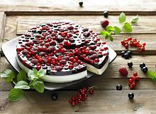 Winne ciasto - ugotuj
