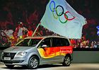 Olimpijskie samochody