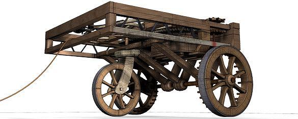 Pierwszy samochód na świecie