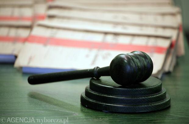 Sąd: Barbara G. nie wymusiła haraczu