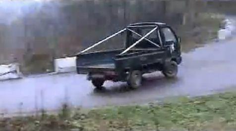 Drifting po chińsku
