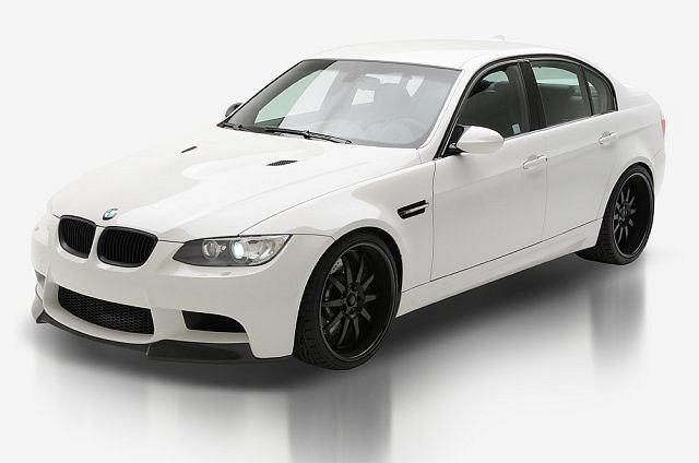 BMW M3 zmodyfikowane przez Vorsteinera