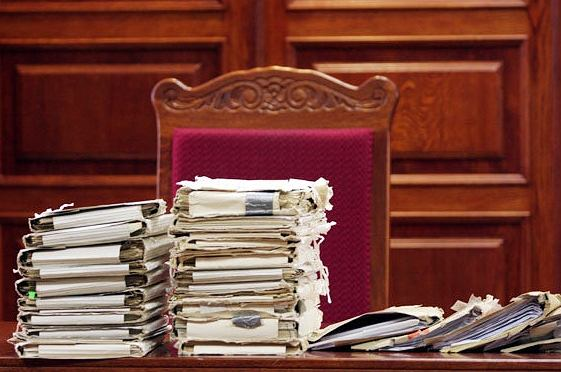 Akta sądowe