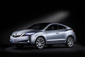 Acura ZDX w całej okazałości