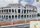 Dzi�ki Street View wirtualnie mo�na zwiedza� np. Rzym