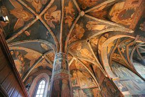 Czy freski w Kaplicy Trójcy Świętej są prawdziwe? Sprawdzą to naukowcy