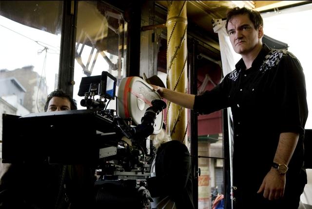 Quentin Tarantino na planie B�kartów wojny