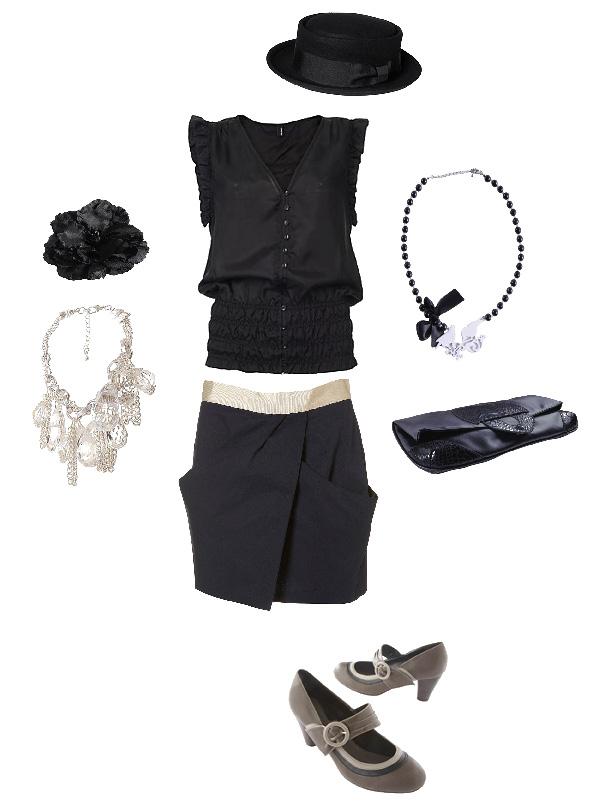 ccf6348eb2f5a1 Klasyczna elegancja Coco Chanel