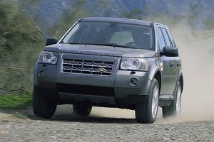 """Nowe """"ci�ar�wki"""" Land Rovera"""