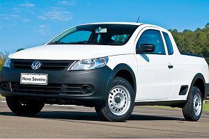 Nowy Volkswagen Saveiro