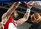 Koszyk�wka. Polska nie dosta�a dzikiej karty na koszykarskie M�