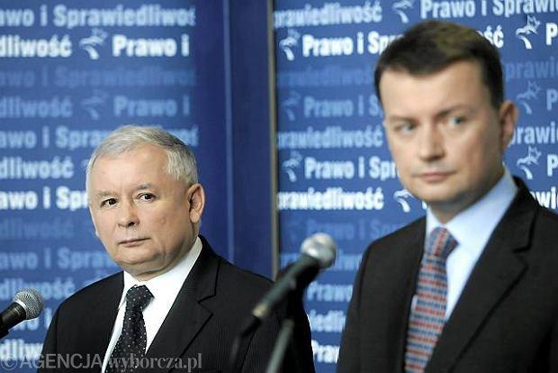 PiS: niedopuszczalna asymetria w stosunkach polsko-niemieckich